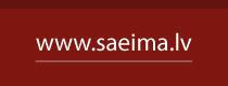 Saeimas banneris